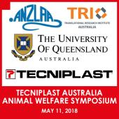 Tecniplast Australia Animal Welfare Symposium - May 11, 2018