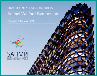 It is our pleasure to invite you to the 2021 Animal Welfare Symposium & Gnotobiotic Workshop proudly hosted by SAHMRI and sponsored by Tecniplast Australia.