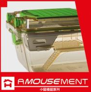 Tecniplast 推出全新小鼠楼层系列 (Enrichment)