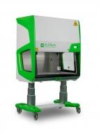 Neu: ARIA TECH48 Sicherheitswerkbank Klasse II und Umsetzstation in einem Gerät