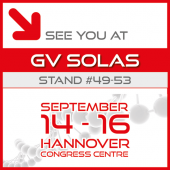 SEE YOU AT GV SOLAS  - BOOTH #49-53