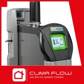 Clima Flow is the NEW Tecniplast IVC Air Handling Unit with humidity control