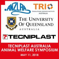 Tecniplast Australia Animal Welfare Symposium - May11, 2018
