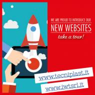 Tecniplast and IWT new websites