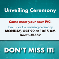 COME MEET YOUR NEW IVC!