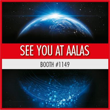 SEE YOU AT AALAS  - BOOTH #1149