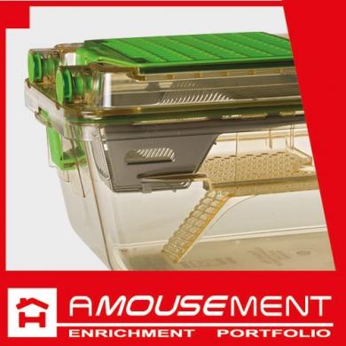 THE NEW AMOUSEMENT PORTFOLIO: LET YOUR MOUSE… AMOUSE!