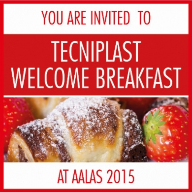 You Are Invited - AALAS 2015 Sneak Peek Welcome Breakfast