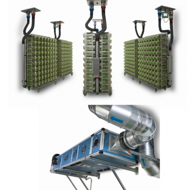 TP Air Handling Solutions: the widest range for any need