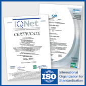 Tecniplast successfully renewed the ISO 9001 and ISO14001 certifications!