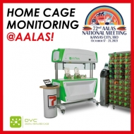 Home Cage Monitoring: the principal actor at Aalas