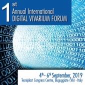 Tecniplast est fier de vous inviter à la première édition du FORUM ANNUEL INTERNATIONAL DIGITAL VIVARIUM
