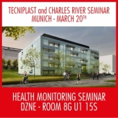 HEALTH MONITORING SEMINAR IN MUNICH , GERMANY - TUESDAY 20 MARCH 2018