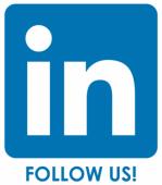 Suivez-nous sur LinkedIn !