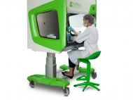 Introducing the NEW ARIA Tech48 – the new generation Microbiological Safety Cabinet.