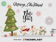 Happy Christmas from Tecniplast