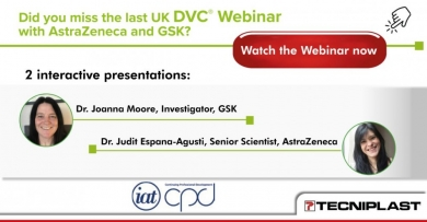 View the latest UK DVC Webinar with AstraZeneca and GSK...
