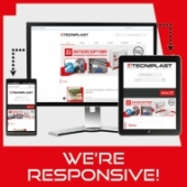Our website is now responsive!