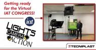 Join Tecniplast UK at the Virtual IAT Congress!