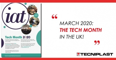 Tecniplast are pleased to be supporting Tech Month