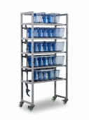 Moving your fish tanks with ease - use our Transport Trolleys