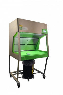 Introducing a High Allergen Containment Bedding Disposal Station, ARIA DS-One
